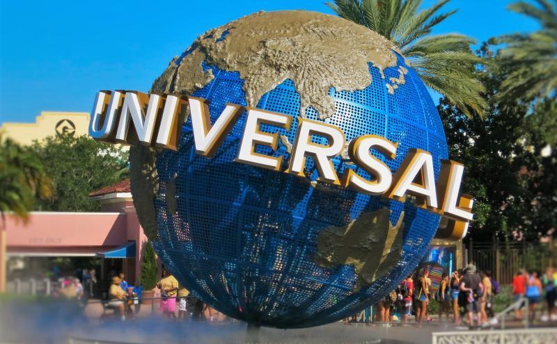 Universal Studios Party Bus Service
